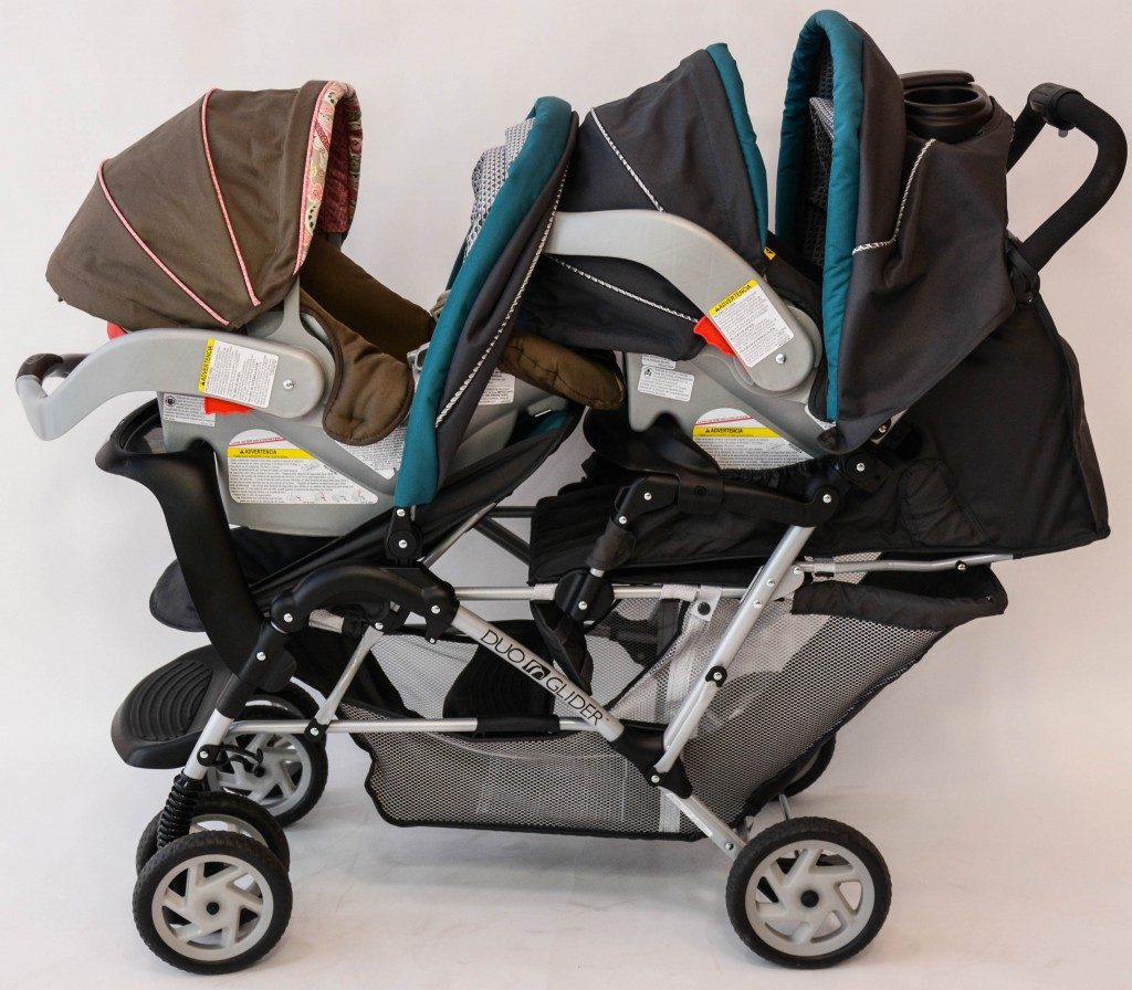 The Graco DuoGlider Click Connect