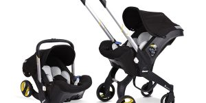 Doona Infant Car Seat Stroller Review