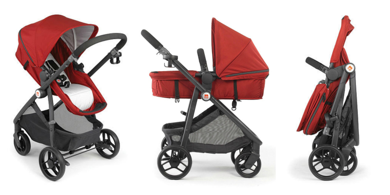 GB Lyfe Travel System Review - Recommended Vacuum