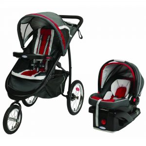 Graco Jogger Fast Action Travel System Stroller