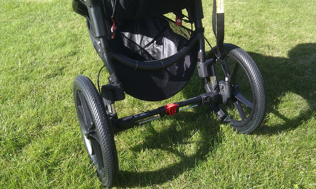 The Baby Jogger Summit X3
