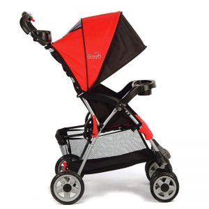 The Kolcraft Cloud Plus Lightweight Stroller