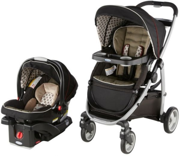 Graco Modes Jogger Travel System Reviews