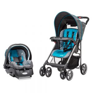 The Evenflo Travel System Embrace Journeylite Stroller