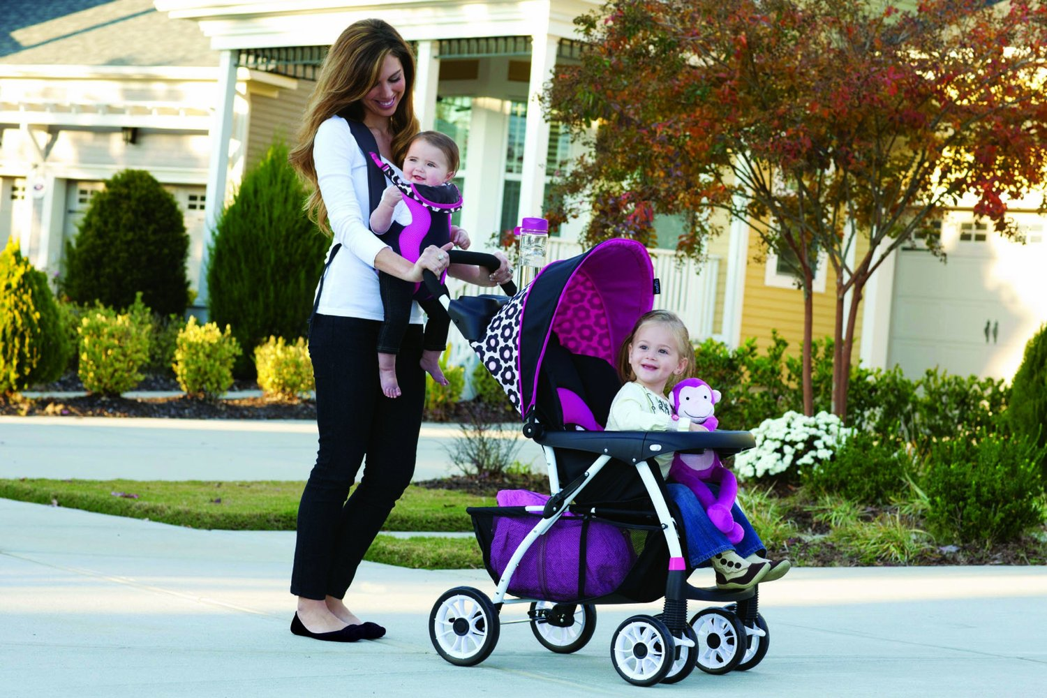 Evenflo Travel System Embrace Journeylite