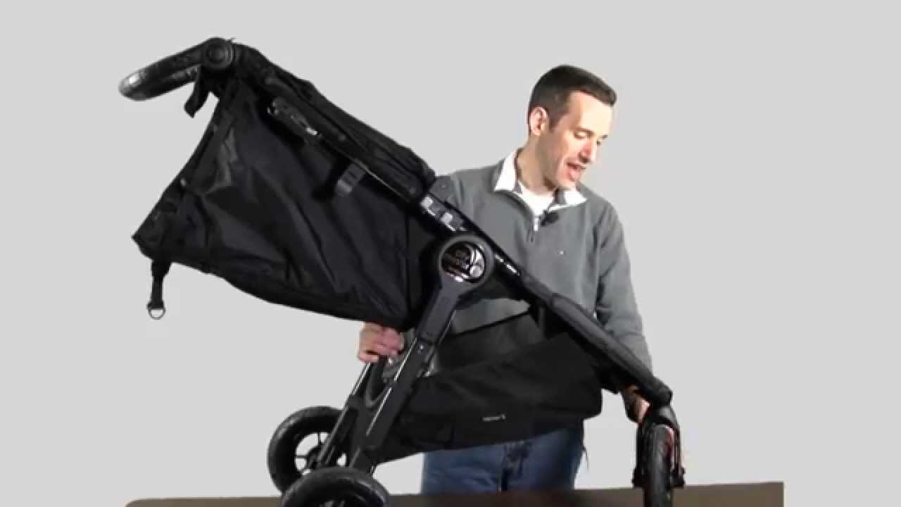 Baby Jogger City Mini GT Standard Stroller Review