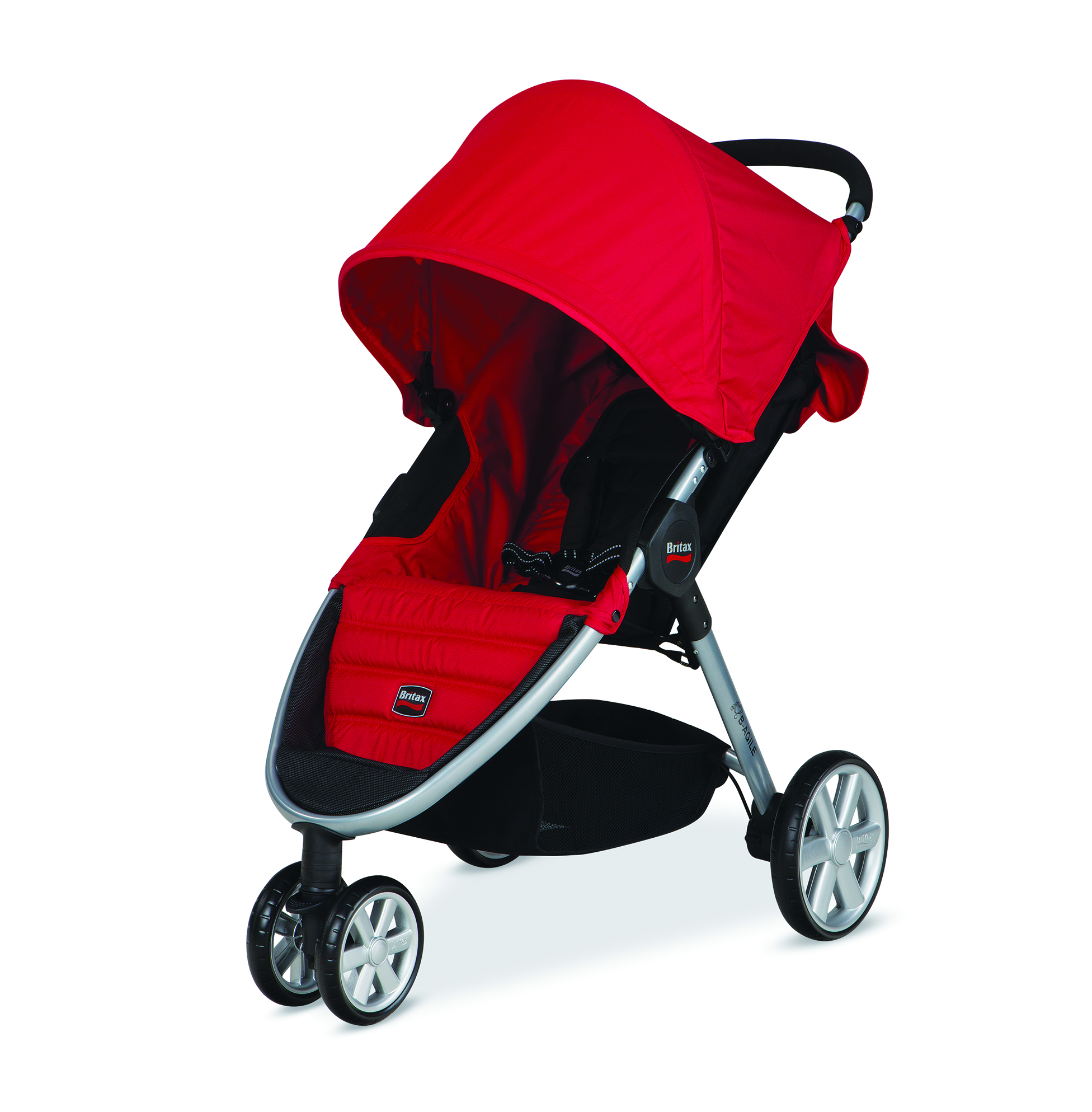 britax 2017 b agile stroller review recommended stroller. Black Bedroom Furniture Sets. Home Design Ideas