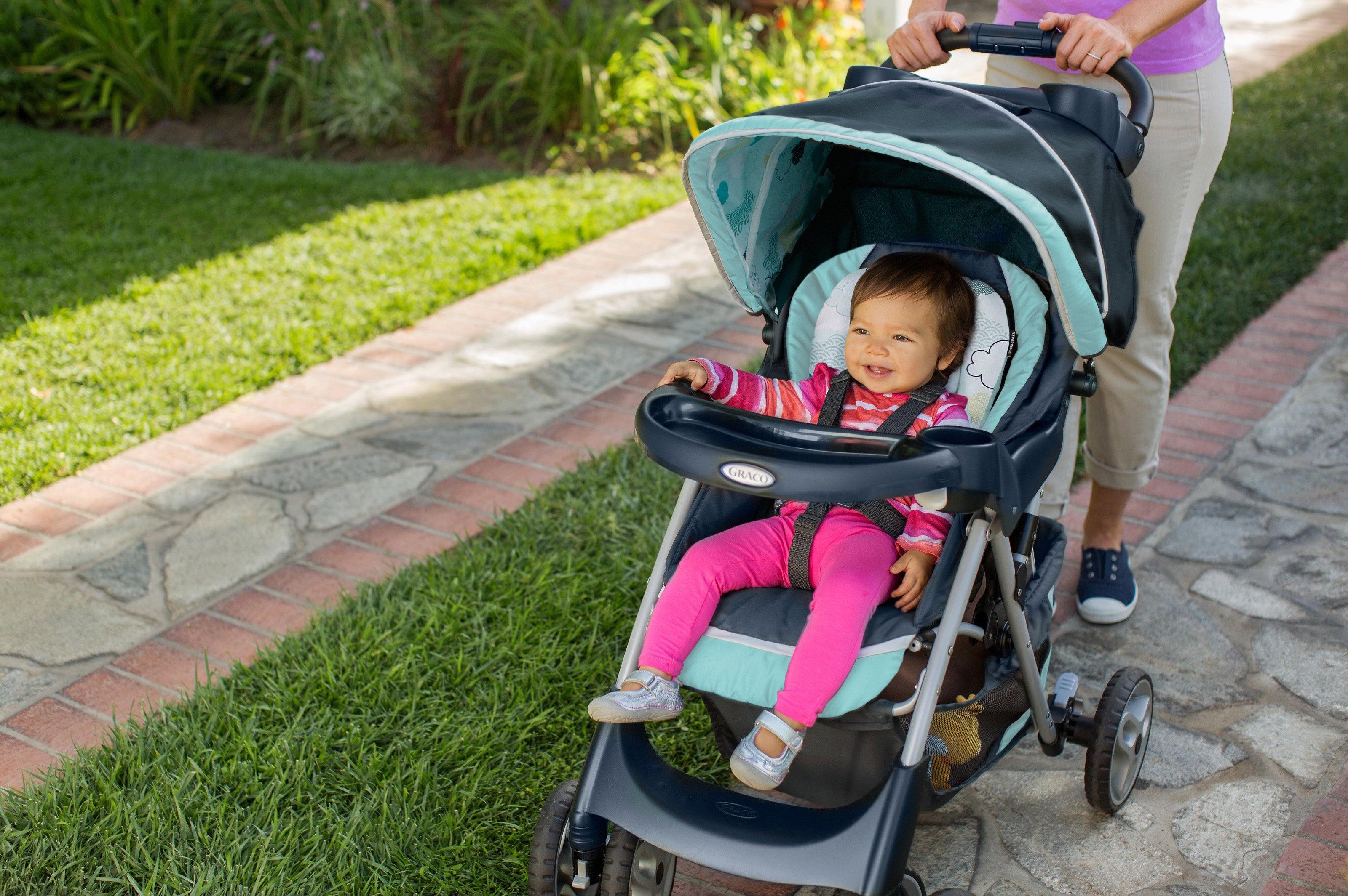 Graco Comfy Cruiser Stroller