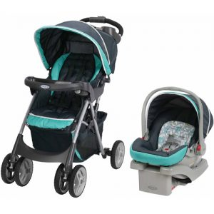 Graco Comfy Cruiser Click Connect Travel System