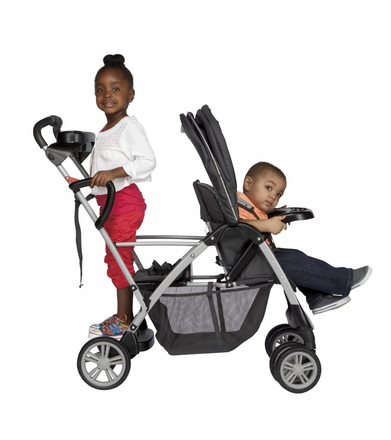 Graco Roomfor2 Click Connect Stroller
