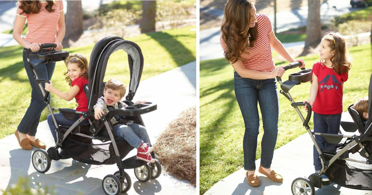 Graco Roomfor2 Stroller Review