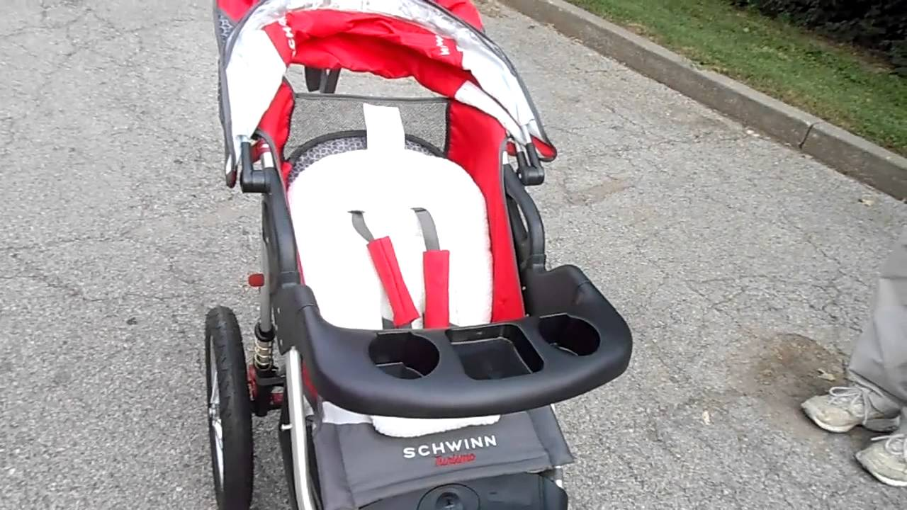 Schwinn Turismo Stroller
