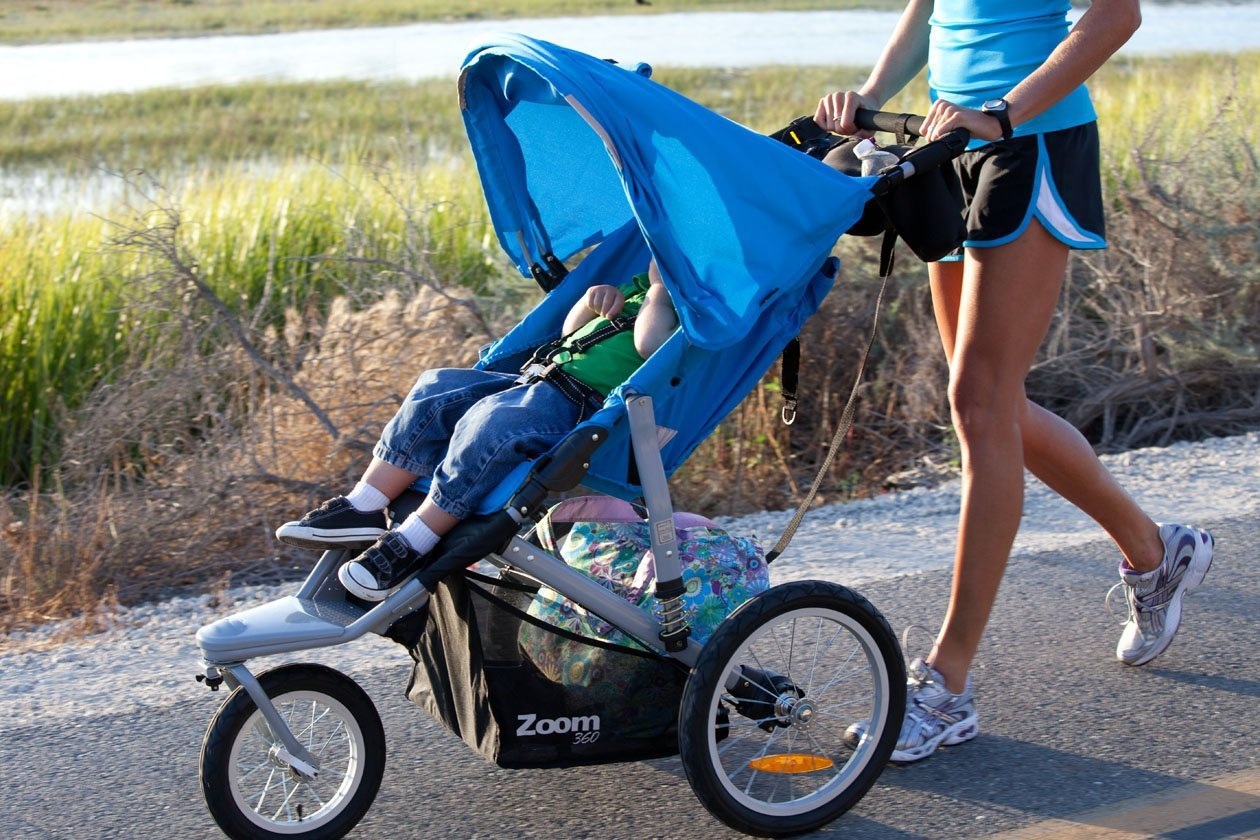 Schwinn Turismo Single Swivel Stroller Review