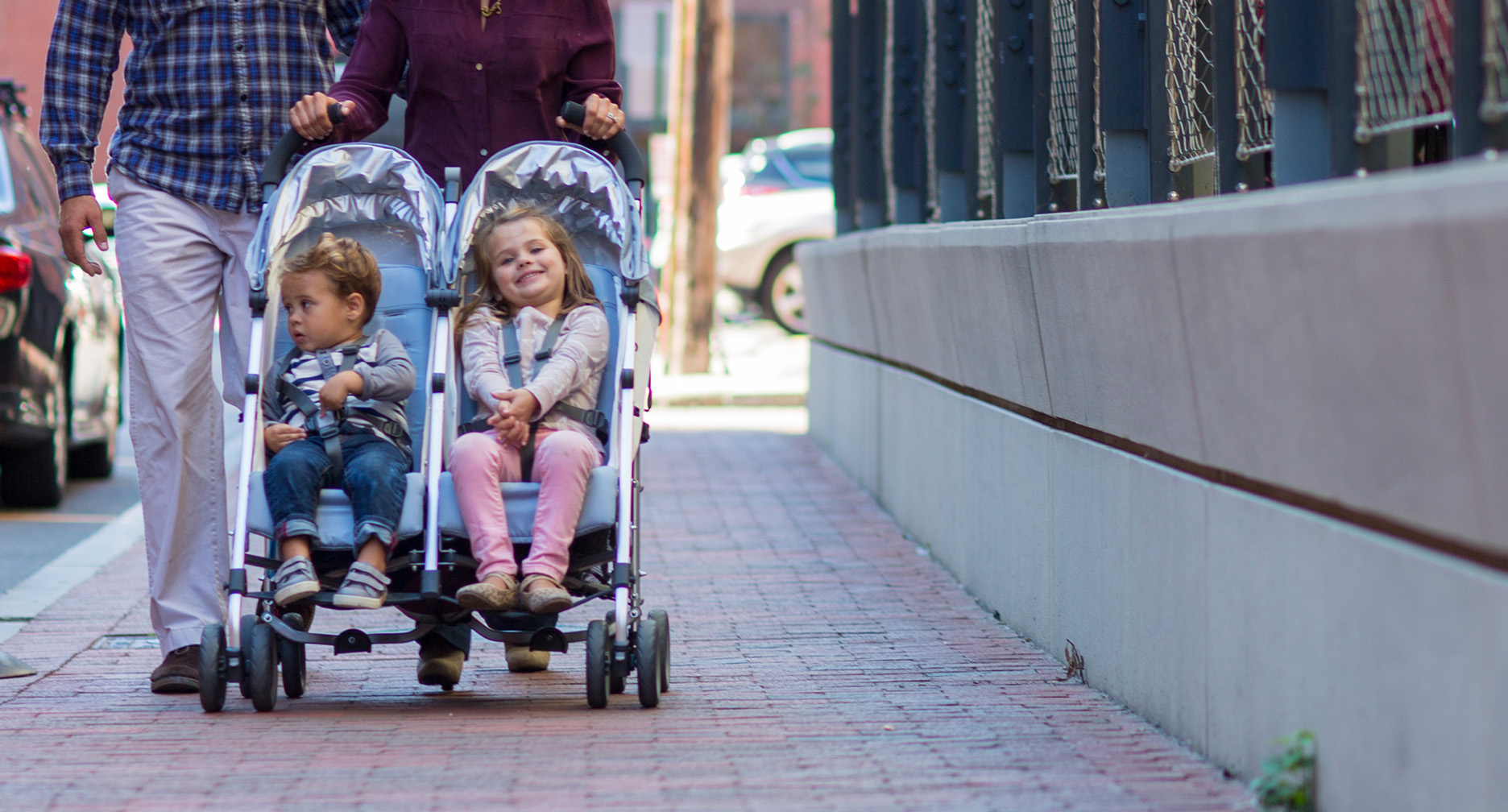 most popular double stroller