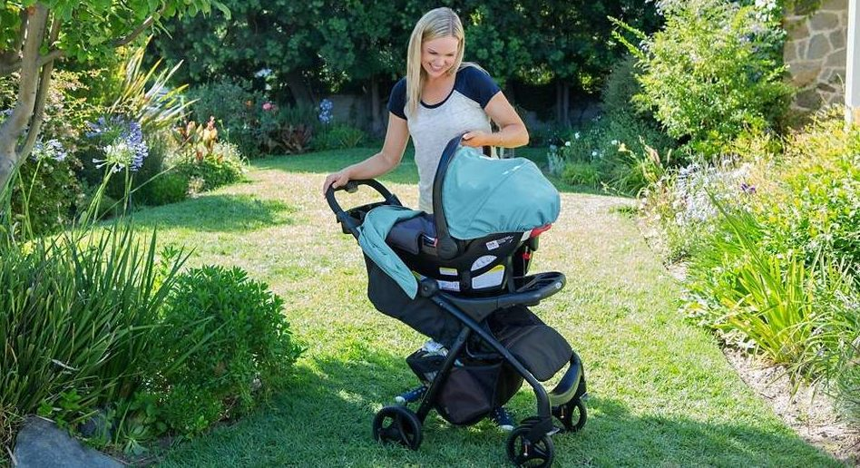 top rated travel system strollers