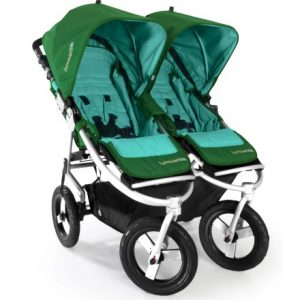 Front view of the Bumbleride Indie Twin!