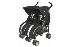 maclaren twin techno double stroller review recommended stroller. Black Bedroom Furniture Sets. Home Design Ideas