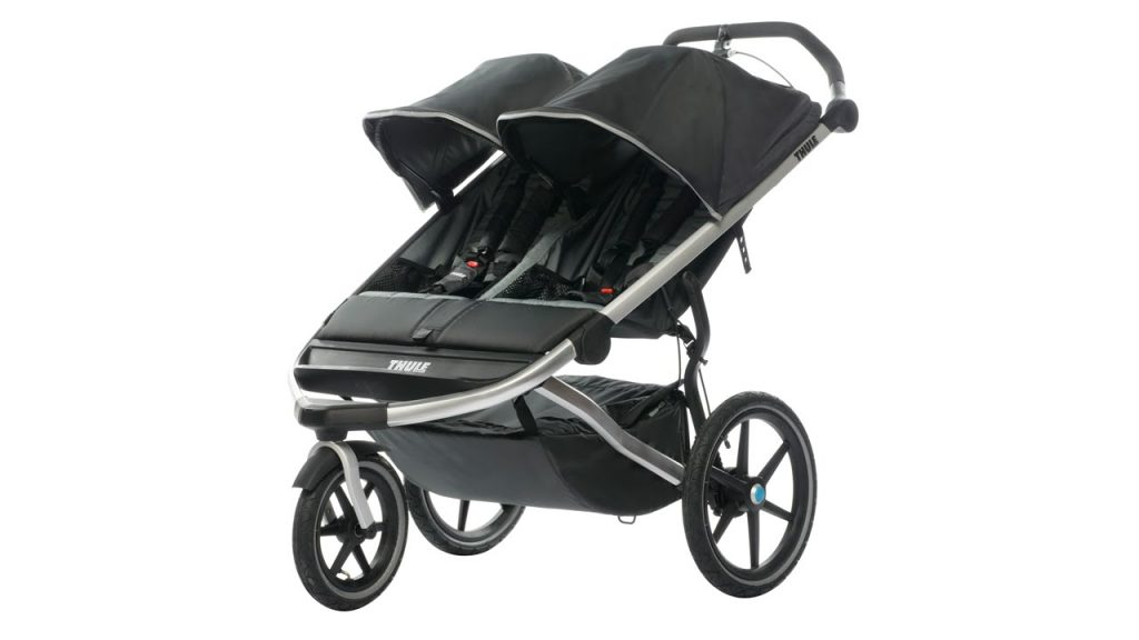 Thule Urban Glide Double Stroller Review - Recommended ...